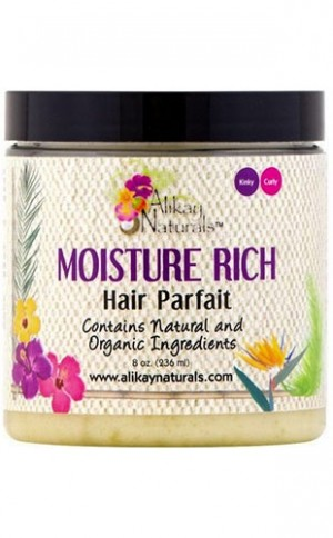 [Alikay Naturals-box#22] Moisture Rich Hair Parfait(8oz)