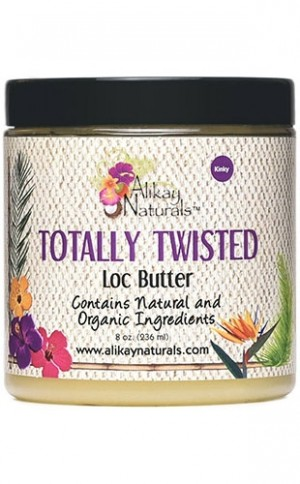 [Alikay Naturals-box#28] Totally Twisted Loc Butter(8oz)