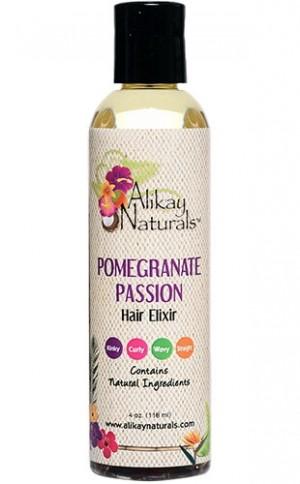 [Alikay Naturals-box#25] Pomegranate Passion Hair Elixir(4oz)
