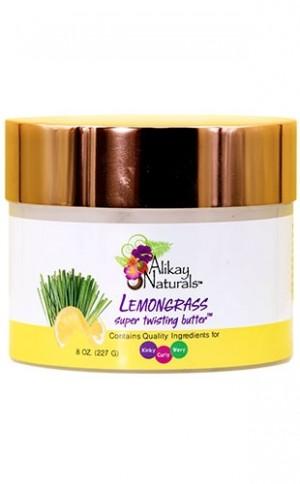 [Alikay Naturals-box#21] Lemongrass Super Twist Butter(8oz)