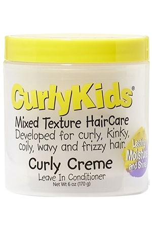 [Curly Kids-box#1] Cream Leave-In Conditioner(6oz)