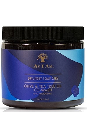 [As I Am-box#28] Dry & Itchy Sclap Care Co-wash(16oz) #28