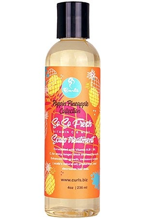 [Curls-box#33] So So Fresh Vit.C+Mint Scalp Treatment(4oz)