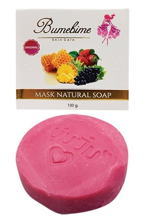 [Bumebine-box#1] Mask Natural Soap(100g)