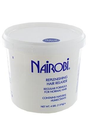 [Nairobi-box#3] Replenishing Hair Relaxer-Reg (4lb)