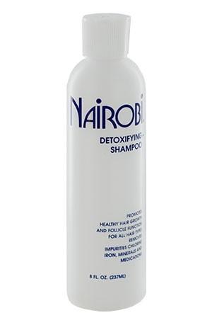 [Nairobi-box#12] Detoxifying Shampoo(8oz)