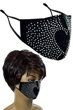 [#99666] Mask -Fashion Mask **FINAL SALE**-dz