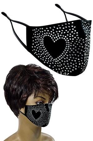 [#99667] Mask -Fashion Mask **FINAL SALE**-dz