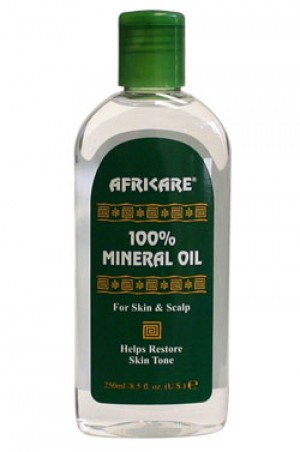 [Africare-box#9] 100% Mineral Oil (8.5 oz)