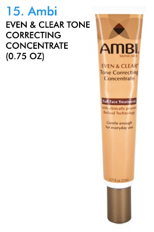 [Ambi-box#15] Even & Clear Tone Correcting Concentrate (0.75 oz)
