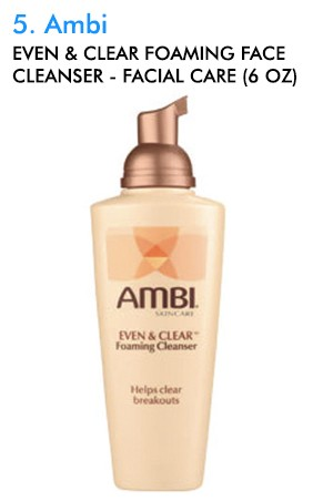 [Ambi-box#5] Even & Clear Foaming Face Cleanser - Facial Care (6 oz)