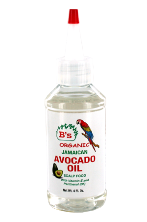 [B's Organic-box#10] Avocado Oil_Scalp Food (4oz)
