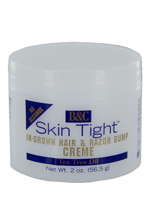 [B&C Skin Tight-box#5] In - Grown Hair & Razor Bump Creme (2oz)