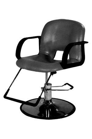 SALON CHAIR B812 Black