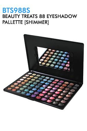 [BTS988S-box#22] Beauty Treats 88 Eyeshadow Pallette [Shimmer]
