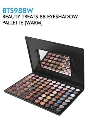 [BTS988W-box#23] Beauty Treats 88 Eyeshadow Pallette [Warm]