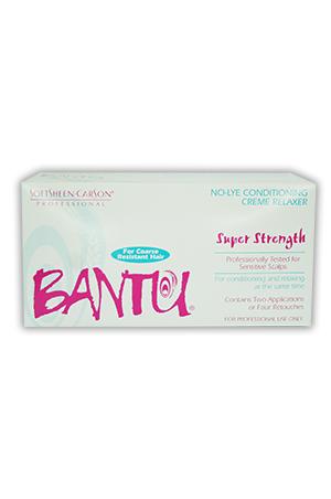 [Bantu-box#9] Bantu Relaxer Kit-Super (2App)