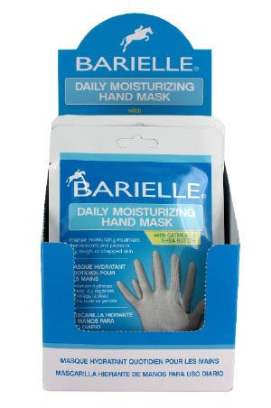 [Barielle] Daily Moisturizing Hand Mask (1 Set of Gloves) -pk