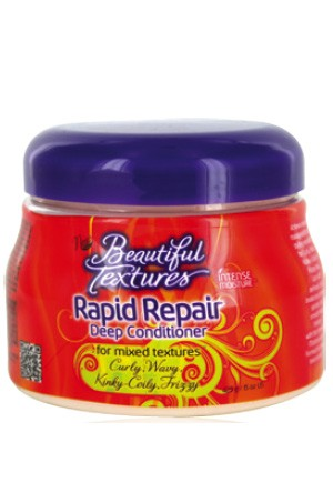 [Beautiful Texture-box#4] Rapid Repair Deep Conditioner (15 oz)
