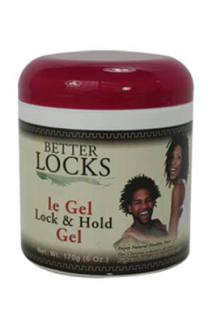 [Better Locks-box#2] Lock & Hold Gel (6 oz)