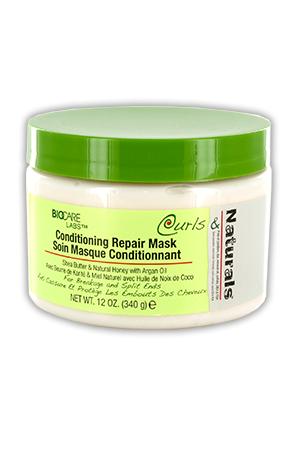 [Curls & Naturals-box#2] Conditioning Repair Mask (12oz)