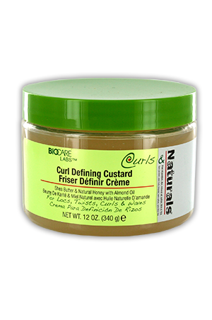 [Curls & Naturals-box#6] Curl Defining Custard (12oz)