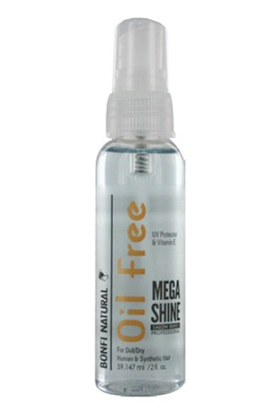 [Bonfi Natural-box#8] Oil Free Mega Shine Laminator (2 oz)