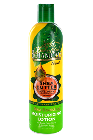 [Botanicals-box#16] Botanicals Shea Butter Ultra Nourishing Lotion (12oz)