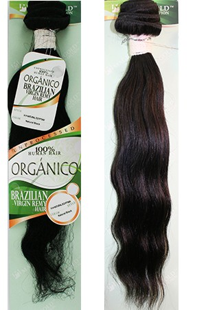 [Organico Brazilian] HH-Natural Egyption (# Natural Black)
