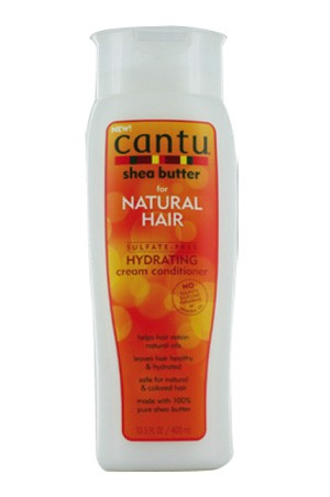 [Cantu-box#18] Shea Butter Natural Hydrating Cream Conditioner (13.5 oz)
