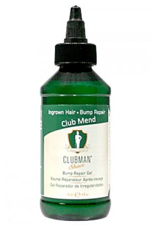 [Clubman-box#5] Shave Bump Repair Gel (4oz)