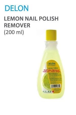 [Delon-box#3] Lemon Nail Polish Remover (200ml)