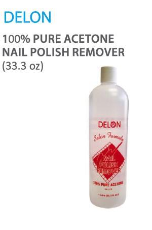 [Delon-box#5] 100% Aceton Nail Polish Remover (1L)