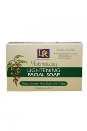[D & R-box#30/#101] Moisturizing Lightening Facial Soap (100g)