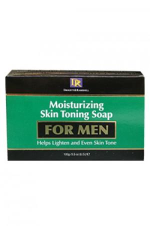 [D & R-box#24] Moisturizing Skin Toning Soap (100g)