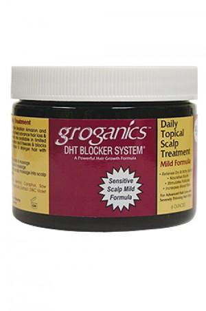[Groganic's-box#12] Daily Topical Sensitive Scalp Treatment Mild Formula (6oz)