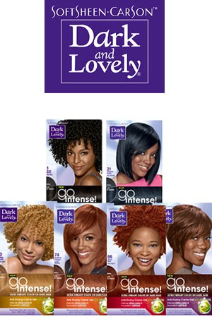 [Dark & Lovely-box#21] Go Instense Hair Color