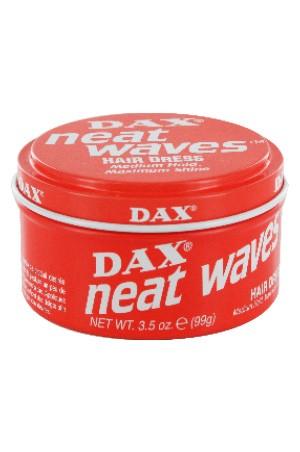 [Dax-box#72] Neat Waves Hair Dress - Medium Hold (3.5 oz)