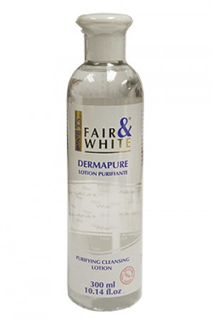 [Fair & White-box#12] Dermapure Cleansing Lotion (10.14oz)