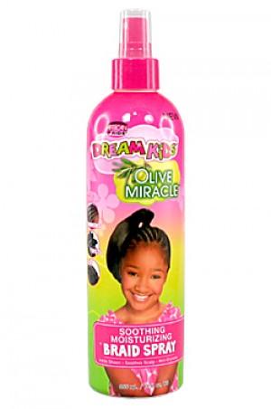 [Dream Kids-box#7] Soothing Moisturizing Braid Spray (12oz)