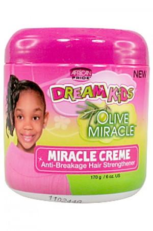 [Dream Kids-box#8] Miracle Cream Anti-Breakage Hair Strengthener (6oz)