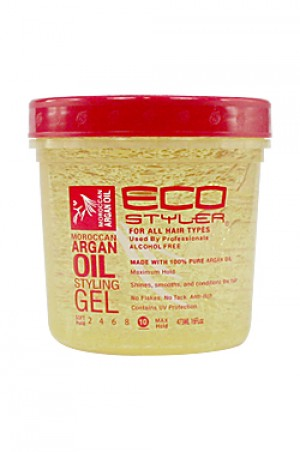 [Eco Styler-box#37] Gel -Moroccan Argan Oil (16oz)