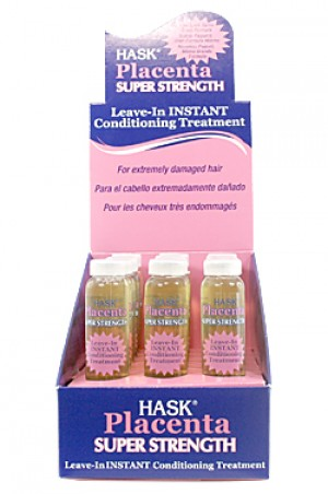 [Hask-box#5A] Placenta Hair Treatment - Super (18ml/18pc/ds)
