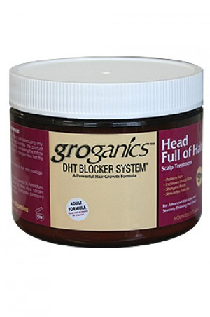 [Groganic's-box#15] Head Full Of Hair (6oz)