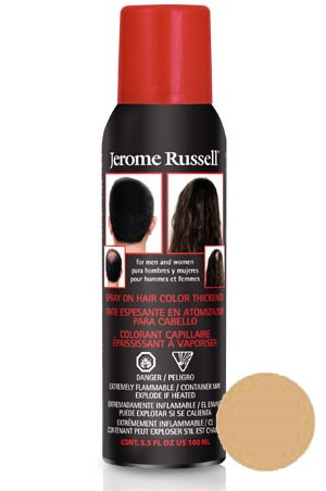 [Jerome Russell] Hair Thicker Spray #Brown/Blonde