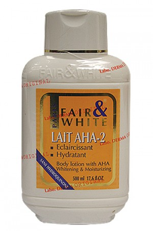 [Fair & White-box#14] Lait AHA-2 Lotion (500ml)