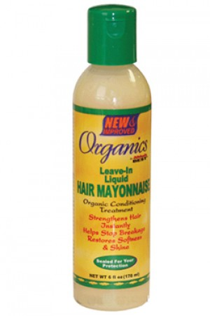 [Africa's Best-box#31] Organics Liquid Hair Mayonnaise (6 oz)
