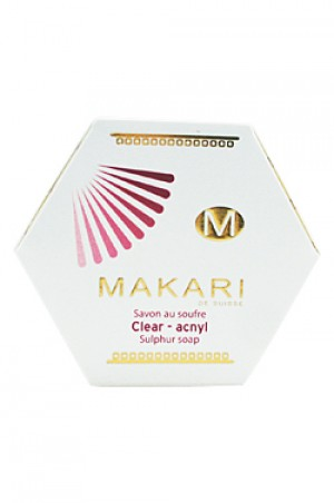 [Makari-box#26] Clear-Acnyl Sulphur Soap (7oz)