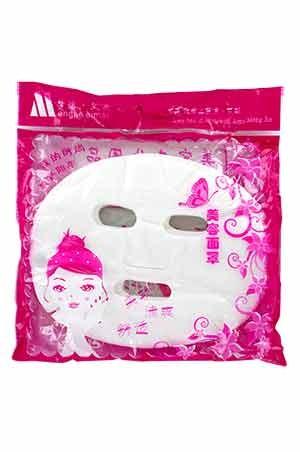 [MengJie-#3299] Facial Gause Mask Disposable (80pcs/pk)