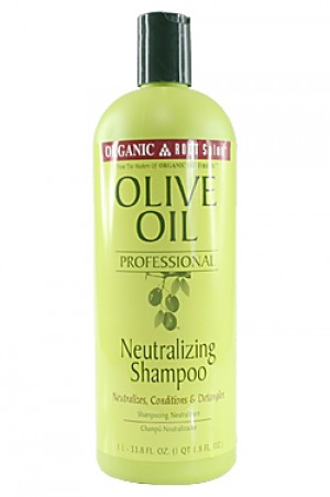 [Organic Root-box#31A] Olive Oil Neutralizing Shampoo (1L)